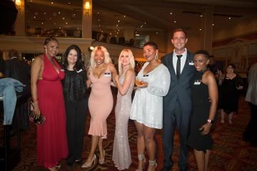 Antionette Ntlele; Rika Van Heerden; Moratwe Mashao; Kate Van Heerden; Andiswa Matutu; Christo Du Plessis; Phamela Pege