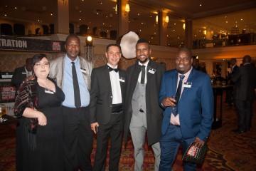 Holly Smith, Percy Malema; Jaco Greef; Sibusiso Phangela; Warren Mukhubule