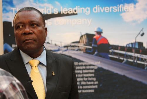 Dr Xolani Mkhawanazi CEO BHP Billiton5.JPG