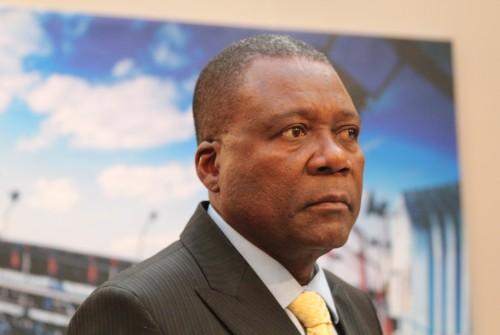 Dr Xolani Mkhawanazi CEO BHP Billiton 3.JPG