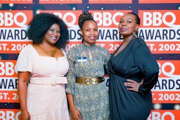 Thobeka Maphumulo;Audrey Mhlanga; Nompilo Kessi