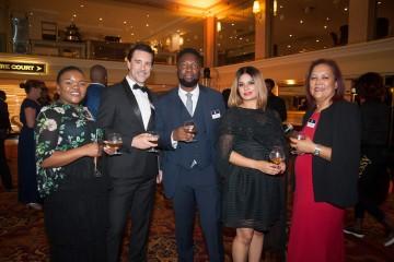 Gaopalelwe Mogapi; Fred Smith; Phatu Madima; Heidi Appel; Carol Hartogh