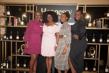 Xoliswa Vuyeqaba; Audrey Mhlanga; Thobeka Maphumulo; Nompilo Kessi
