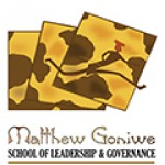 Matthew Goniwe School of Leadership & Governance