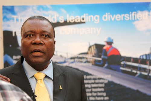 Dr Xolani Mkhawanazi CEO BHP Billiton4.JPG