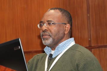 Thomas Mathiba Director - Dept of Enviroment Affairs.JPG