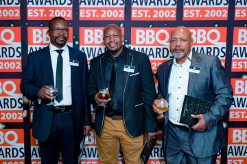 Reckson Luvhengo; Goodwill Mabena; Vusi Mthuli