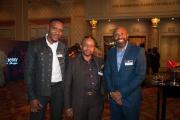 Mzi Mdondolo; Moeti Kgari; Rams Mabote