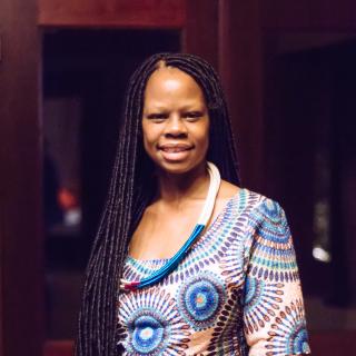 Dr Rebecca Maserumule
