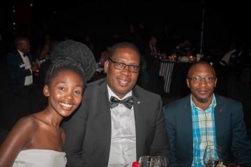 Kelebogile Lesufi; Panyaza Lesufi; Mfanelo Ntsobi